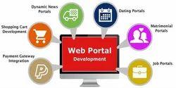 1 Year 30 Days Web Portal Development Service