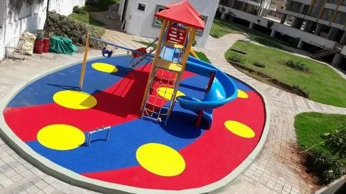 EPDM Playground Outdoor Flooring