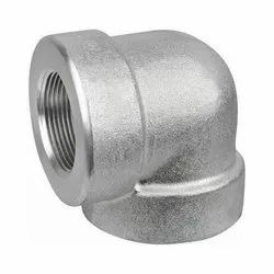 Alloy Steel A182 F22 Threaded Elbow