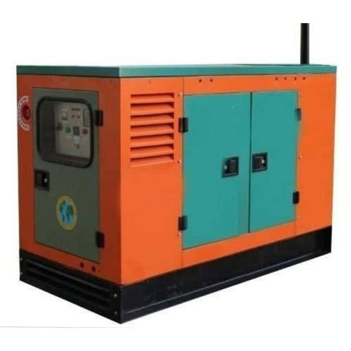 Silent Or Soundproof 25 Kva 3ph Manual Panel Diesel Engine