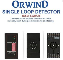 Single Loop Detector Vehicle