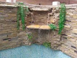Garden Waterfall Landscaping Service