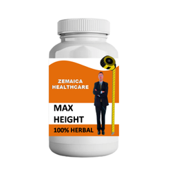 Zemaica Healthcare Max Height Increase 30 Capsules Pack 1