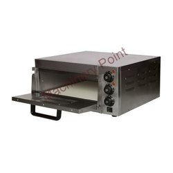 Single Deck 1 Tray Electric Pizza Oven