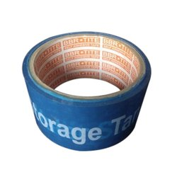 Blue Printed BOPP Tape