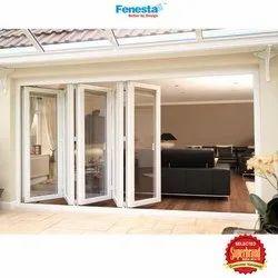 Fenesta UPVC Sliding Bi Fold Door