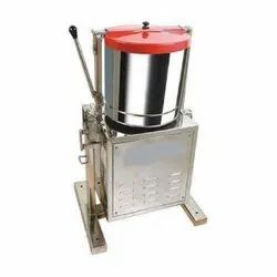Commercial Tilting Wet Grinder Machine