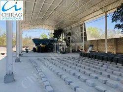 Chirag New Brand Ash Brick Making Machine