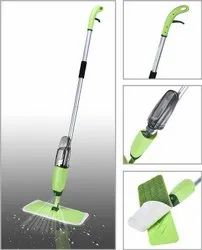 Multifunctional Quick And Easy Stainless Steel Microfiber Floor Cleaning 360 Degree Spray Mop