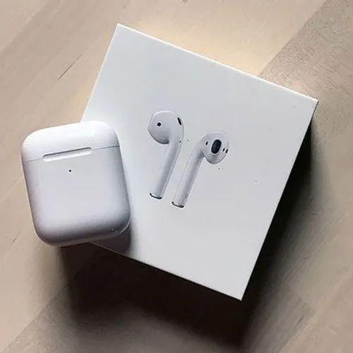 White Apple Airpods 2 Rs 1200 Unit Akash Marketing Id 22402838330