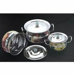 Printed Colour Ajanta Serving Bowl Set
