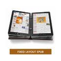Fixed Layout Epub Services