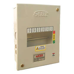 Sheet Star MCB Single Door Box
