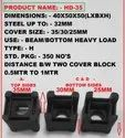 Pvc Cover Block Hd-35