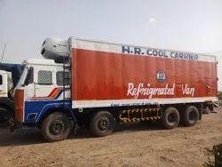 Cold Chain Logistics Service