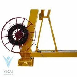 Motorized Operated Cable Reeling Drum