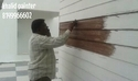 Wood polishing