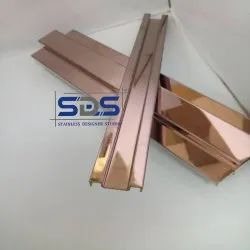 Stainless Steel Decorative Wall Profiles
