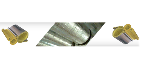 Twiga Insul Preformed Pipe Sections And Lamella Mat