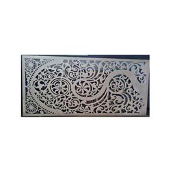 Designer Hot Rolled Stainless Steel Jali