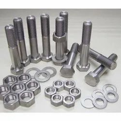 Titanium Screw and Bolt