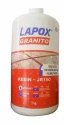 Resin-JR150 Lapox Granito Adhesive, Liquid, Bottle