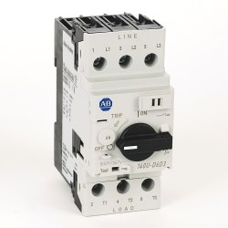 Allen Bradley 140U Molded Case Circuit Breaker