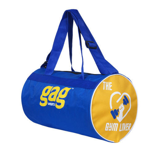 Multicolor Duffle Bag 714b375ded033