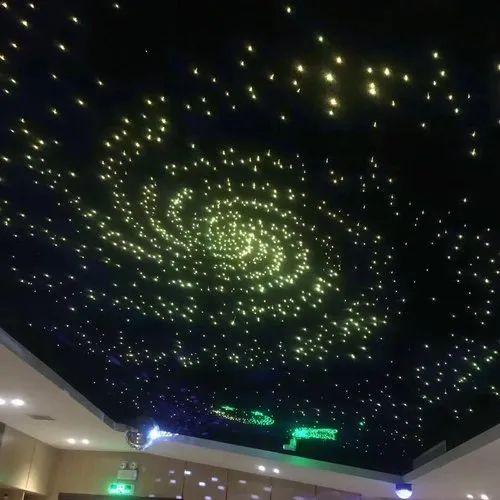 Ceiling Fiber Optic Light