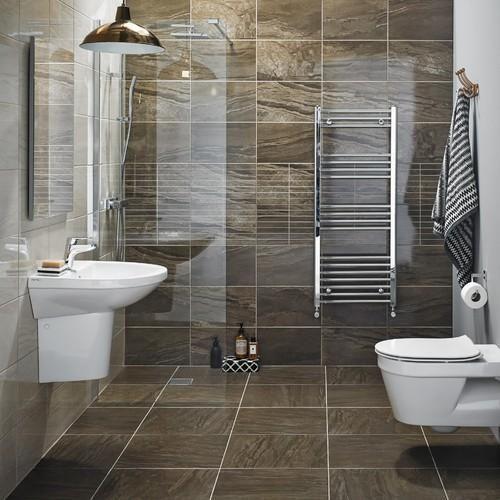 Cheap Ceramic Bathroom Tiles: Ceramic Tiles Matt Bathroom Tile, Size: 1x1 Ft And 4x4 Ft