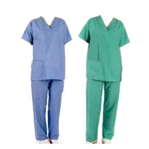 78c7b588e40 Blue, Green Surgeon Scrub Suit, Rs 300 /piece, Sri Durga Apparels ...