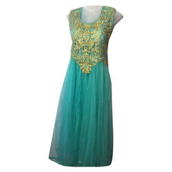 Party Ladies Net Gown
