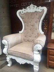 Wooden Royal Chair