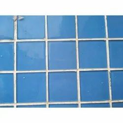 Glass Fancy Mosaic Wall Tiles, Thickness: 4-20 mm, Packaging Type: Corrugated Box