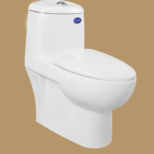 G Fit White English Commode Toilet Seat Size Dimensions 710x410x700mm
