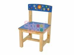 School Chair Wooden SQ-002