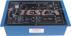 Single Phase Series Inverter with Power Supply