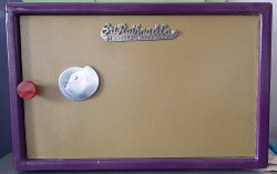 Rectangle Plain MS Jewellery Locker Box
