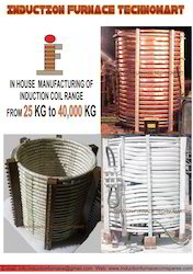 Copper Induction Melting Coil