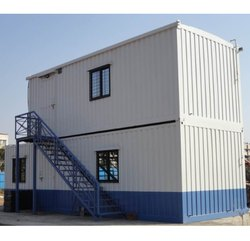 Double Storey Portable Cabins