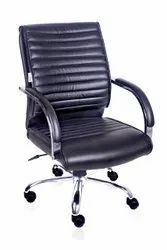 Visitor Leatherette Chair