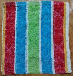 Mix Cotton Hand Napkins, Size: 10*10