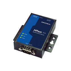 SERIAL TO ETHERNET CONVERTER, Nport 5110