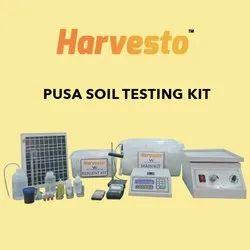 Harvesto Pusa Soil Testing Kit for Agriculture