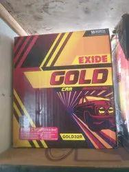 Exide Gold Battery