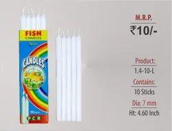 Plain Candles 1.4-10-L