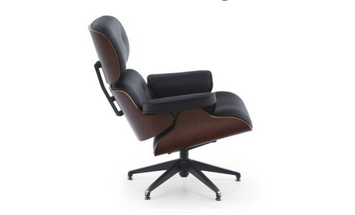 Excellent 1956 Lounge Chair And Ottoman Replica Creativecarmelina Interior Chair Design Creativecarmelinacom