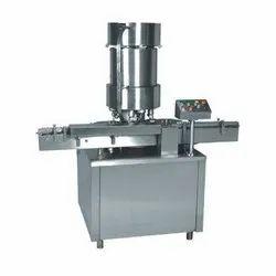 Automatic Vial Aluminium Cap Sealing Machine