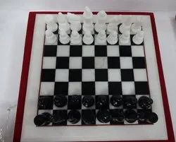 Handcrafted Marble Chess Set