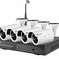 Trueview Digital Camera Wireless CCTV Camera System, for Indoor Use, 15 to 20 m
